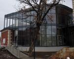 Bocattiova knižnica Košice-pred dokončením